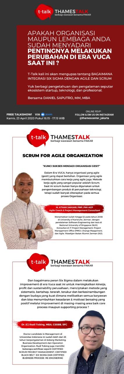 Thames Talk Flyer
