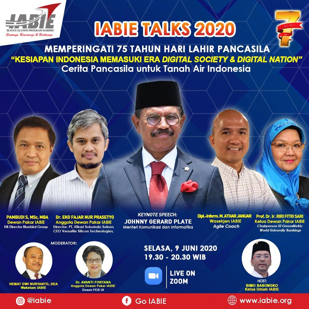 IABIE Talks 2020