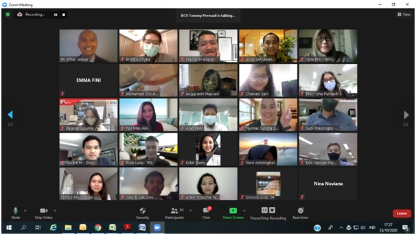 Digital Mindset for BNI