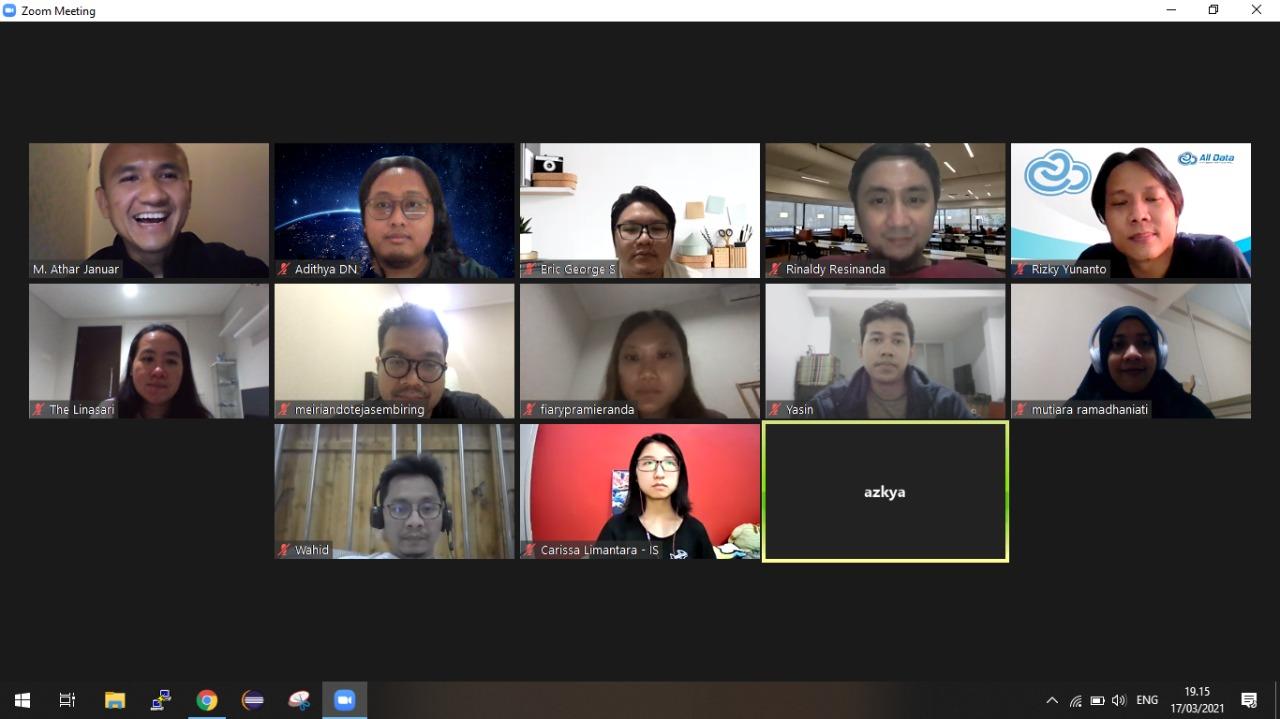 Study Group PMI-ACP Batch 1